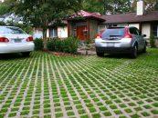 Grass Block / Paving Berumput : Kuat, Asri & Ramah Lingkungan