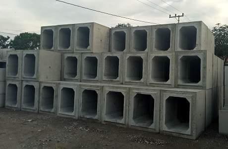 box culvert precast murah