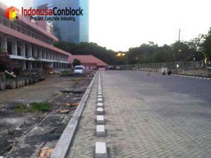 car stopper beton