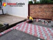 Open Order Paving Block