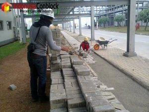 paving block pabrik