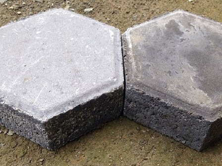 paving block press tangan manual