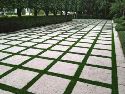5+ Ide Desain Paving Block Untuk Taman Dan Halaman Rumah