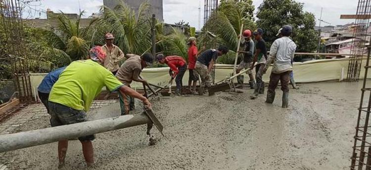 Pengertian beton ready mix adalah