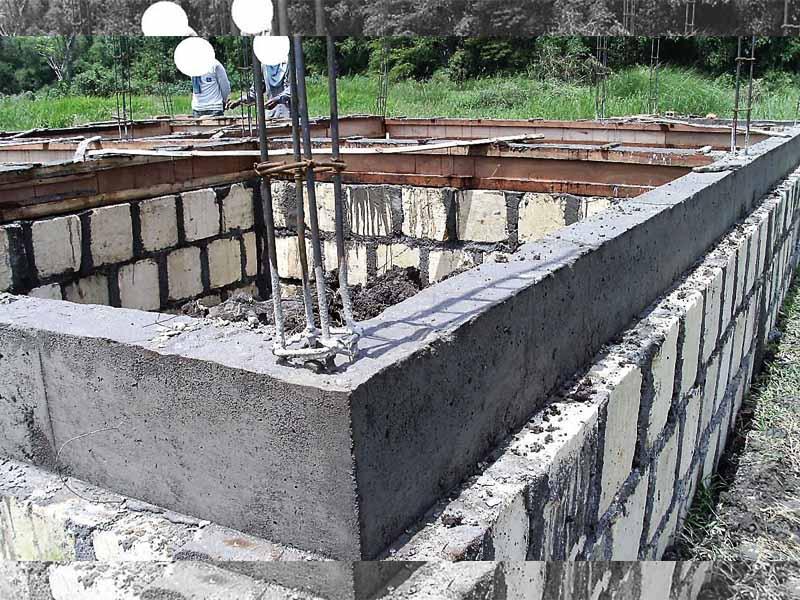 selimut beton