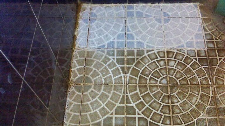 Cara Membersihkan Keramik Kamar Mandi Yang Kusam