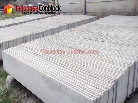 pagar beton precast