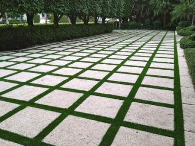 Paving Block Rumput